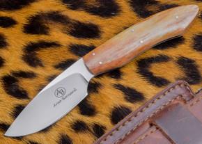 Arno Bernard Knives: 35th Anniversary - Scavenger - Giraffe Bone - 10