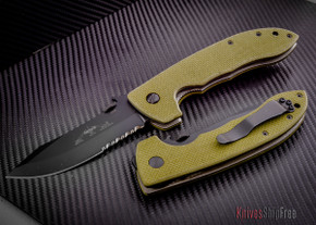 Emerson: CQC-8 BTS - Jungle - Serrated