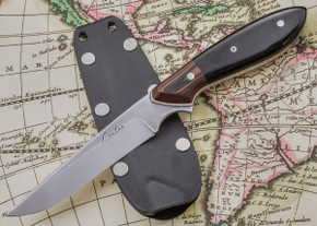 Carter Cutlery: Bird & Fist - Micarta / G-10