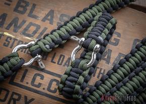 """550 Paracord Bracelet - 8.75"""""""