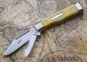 Great Eastern Cutlery: #22 - Northfield Un-X-LD - Magnum - Smooth Antique Ivory Bone - Serialized