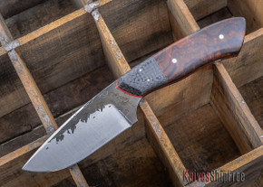 Carter Cutlery: Kajiki - Hand Forged Custom #52