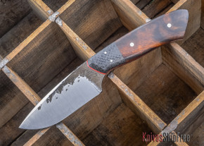 Carter Cutlery: Kajiki - Hand Forged Custom #53