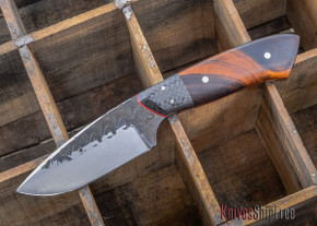 Carter Cutlery: Kajiki - Hand Forged Custom #56
