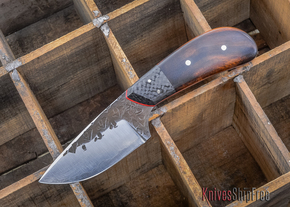 Carter Cutlery: Kajiki Jr. - Hand Forged Custom - #02