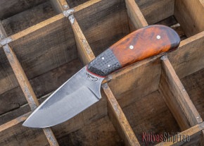 Carter Cutlery: Kajiki Jr. - Hand Forged Custom - #03