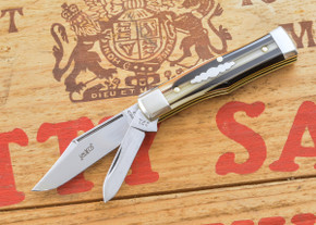 Great Eastern Cutlery: #22 - Northfield Un-X-LD - Magnum - Root Beer Float Acrylic