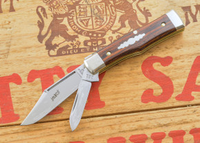 Great Eastern Cutlery: #22 - Northfield Un-X-LD - Magnum - Cocobolo Wood - Serialized