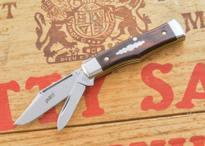 Great Eastern Cutlery: #22 - Northfield Un-X-LD - Magnum - Cocobolo Wood