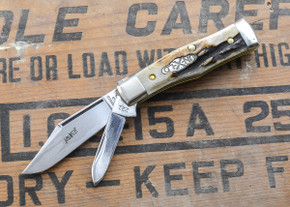 Great Eastern Cutlery: Northfield Un-X-LD - #22 Magnum - Stag - D