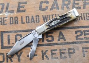 Great Eastern Cutlery: Northfield Un-X-LD - #22 Magnum - Stag - G
