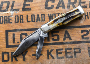 Great Eastern Cutlery: Northfield Un-X-LD - #22 Magnum - Stag - S