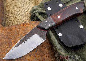 Carter Cutlery: Kajiki - Hand Forged Custom - #59