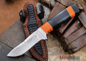 "Alan Warren: 4"" Humpback Hunter - CPM 154 - Sambar Stag / Blackwood"