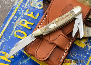 Northwoods Knives: Norfolk Whittler - Mammoth Ivory - #55