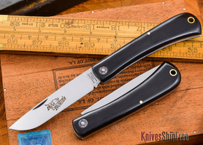 Great Eastern Cutlery: #21 - Farm & Field - Bull Buster - Black Delrin