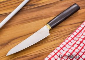 Northwoods Knives: Blackwood XHP - 130 mm (5.1 in) Petty - Wa Handle