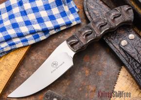 Arno Bernard Knives: Predator Series - Sailfish - Croc Hide Handles