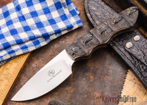 Arno Bernard Knives: Predator Series - Great White - Croc Hide Handles - #2