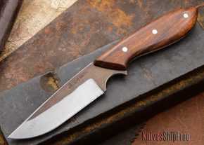 Carter Cutlery: Muteki - Original Model - Arizona Desert Ironwood - #5