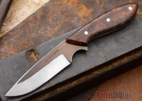 Carter Cutlery: Muteki - Original Model - Arizona Desert Ironwood - #7