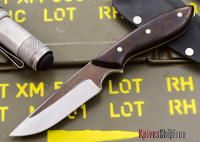 Carter Cutlery: Muteki - Original - Arizona Desert Ironwood - #15