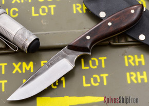 Carter Cutlery: Muteki - Original - Arizona Desert Ironwood - #19