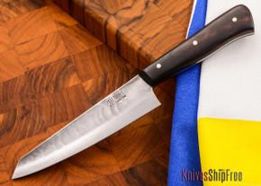 Carter Cutlery: Muteki - Freestyle Kitchen Knife - Arizona Desert Ironwood