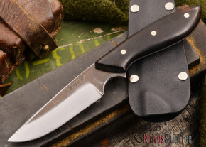 Carter Cutlery: Muteki - Original Neck Knife - Arizona Desert Ironwood - #33