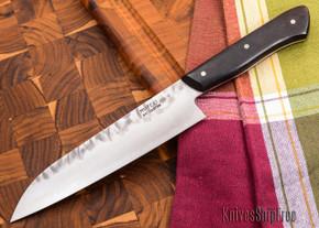 Carter Cutlery: 176mm Muteki - Funayuki Kitchen Knife - Arizona Desert Ironwood