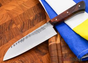 Carter Cutlery: 159mm Muteki - Wa-bocho Kitchen Knife - Arizona Desert Ironwood