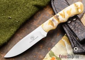 Arno Bernard Knives: Predator Series - Cheetah - Sheep Horn - 121801