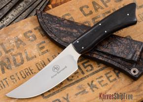 Arno Bernard Knives: Grazer - Springbok - Ebony - 121907