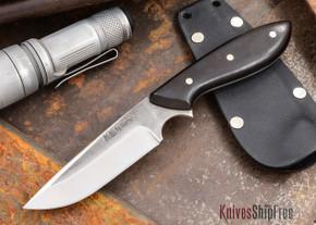 Carter Cutlery: Muteki - Original Neck Knife - Arizona Desert Ironwood - 10304