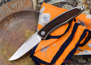 Chris Reeve Knives: Mnandi - Cocobolo - 012901