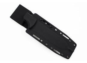 Ambush Knives: Kydex Sheath - Black