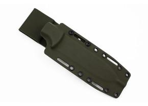 Ambush Knives: Kydex Sheath - OD Green