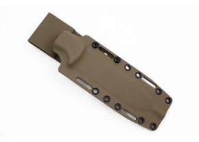 Ambush Knives: Kydex Sheath - FDE-Spring