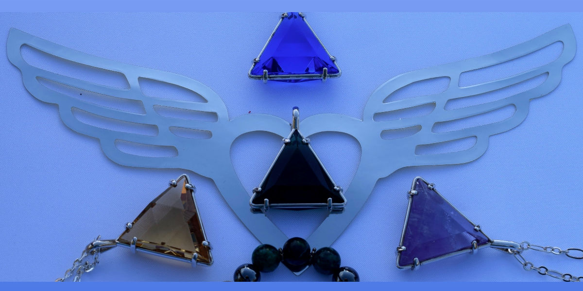 Healing Crystal Jewlerly