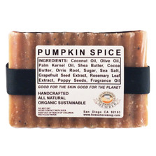 PUMPKIN SPICE 5.5 OZ SOAP