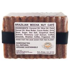 BRAZILIAN MOCHA NUT CAFÉ - LIMITED EDITION - 5.5 OZ SOAP