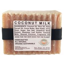 COCONUT MILK 5.5 OZ SOAP