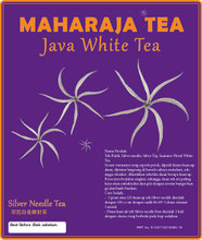 Maharaja Java White TEa - Silver Needle