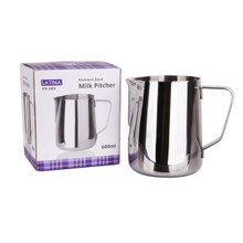 Latina STA-3303  600cc milk jug steam pitcher