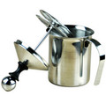 Jimisi Milk Frother double mesh 200 ml