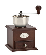 peugeout bresil coffee mill 21 cm walnut