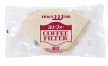 EB-102x40  brown 102 filter trapezoid