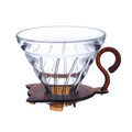 Momocat Crystal eye V60-01 dripper