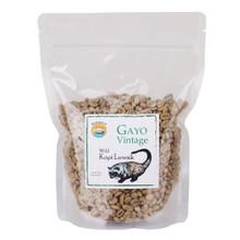 Goyo Vintage luwak green beans 500g