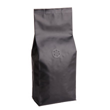 WF-CSV250.MBK Central seal standar bag 250g matte black